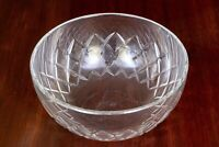 BACCARAT CRYSTAL LARGE BOWL