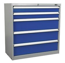 Sealey Industrial Cabinet 5 Drawer API9005