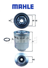 HONDA ACCORD CIVIC CR-V FR-V 2.2 CTDI 103kW 2004-2008 / Fuel Filter MAHLE