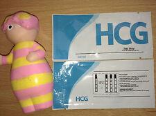 Lot of 20 HCG Pregnancy Test Strips FDA Fast Discreet US Ship