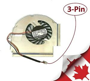 New CPU Cooling Fan 3 pin for IBM Lenovo ThinkPad T61 T61P R61 W500 T500 T400
