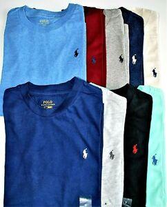 Boys Genuine Ralph Lauren Short Sleeve Cotton T-Shirts - 2yr to18-20yr CLEARANCE