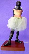 Edgar Degas Fourteen Year Old Little Dancer Statue Sculpture with Tulle Dress