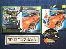 Need For Speed Undergroud Xbox BUENA CONDICION