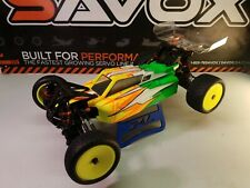 HB Racing D418 1/10 4WD Off-Road Buggy - HBS204241 hot bodies Losi associated