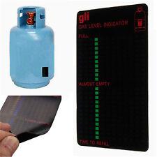 Propane Butane LPG Fuel Gas Tank Level Indicator Magnetic Gauge Gas Thermometer