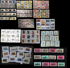 Pour compléter séries 1 euro les 15 timbres au choix sur fragments de 2017-2018