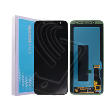DISPLAY LCD Samsung Galaxy J6 2018 SM J600 FN OLED ORIGINALE SERVICE PACK + KIT