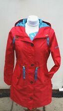 NEW - TARGET DRY 'Alexa' lightweight waterproof parka jacket rain coat Size 10