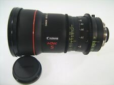 CANON LENS HD ec FJ 5  CINEMA CINE PHOTO PHOTOGRAPH HIGH DEFINITION DIGITAL
