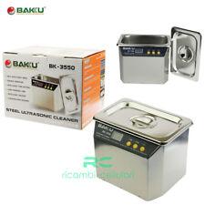 vaschetta pulizia ultrasuoni digitale Baku BK-3550 BK3550 lavatrice acqua
