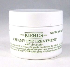 Kiehl's Creamy Eye Treatment With Avocado ~ 0.95 Oz ~