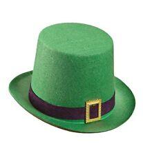 Widmann 0483o - Saint Patrick's Cappello a Cilindro in Feltro Verde
