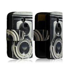 Housse Coque Étui Portefeuille pour Samsung Chat 335 S3350 avec Motif SC10
