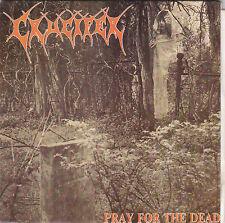 "CRUCIFER - pray for the dead 7"" blue vinyl"