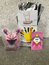 "Dunny by Kidrobot Series 5 2008 3"", Untitled by artist JK 5"