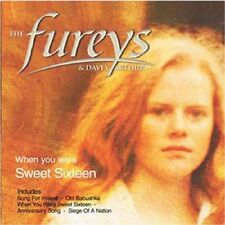 The Fureys - When You Were Sweet Sixteen FREE UK P&P