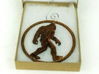 Bigfoot Ornament With Hanger, Bigfoot Gifts, Christmas Ornament, Sasquatch