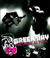 GREEN DAY AWESOME AS F..K LTD EDITION 17-TRACK CD DVD