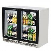 Turbo Air TB9-2GS (800) BACK BAR BOTTLE COOLER Refrigerator. Weekly Rental $2...
