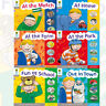 Oxford Reading Tree, Level 1 (Sounds and Letters)6 Books Collection Set New Pack