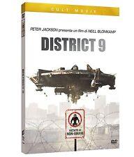 FILM DVD - DISTRICT 9 - VIETATO AI NON UMANI - Nuovo!!