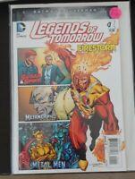 Legends of Tomorrow #1, Anthology, DC comics, VF/NM