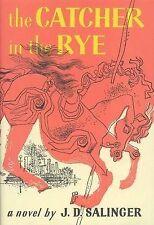 Catcher in the Rye, Salinger, J.D., Good, Hardcover