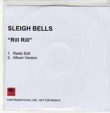 (CA325) Sleigh Bells, Rill Rill - 2011 DJ CD