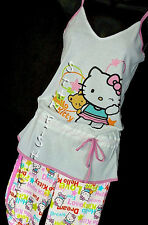 =(^._.^)= Hello Kitty Shining Star 2 Pc Cotton Sleep set!! Sz. S - NWT!!!