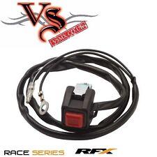 RFX Suzuki RM Kill switch Stop Button RM80 RM85 89-17 RM125 RM250 89-05