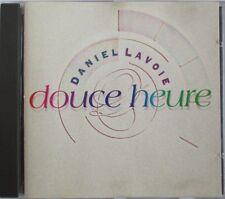 """DANIEL LAVOIE - CD """"DOUCE HEURE"""""""