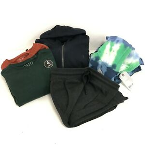 New Next Bundle x7 Boys' Age 10 Years Joggers Sweater Top Hoodie Multi 031317