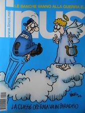LINUS - Rivista fumetti n°11 2002 [G266]