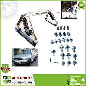 Fit Mazda B25 B2500 B Series Stainless Steel Sports accessories Roll Bar Bl M399