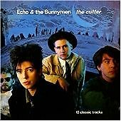 Echo & the Bunnymen: THE CUTTER - 12 TRACK COMPILATION CD.