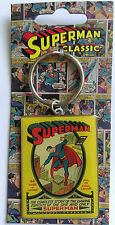 DC COMICS Metal Keyring - Classic Superman - The Complete Story