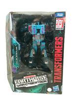 Transformers Double Dealer Earthrise War for Cybertron Hasbro Action Figure