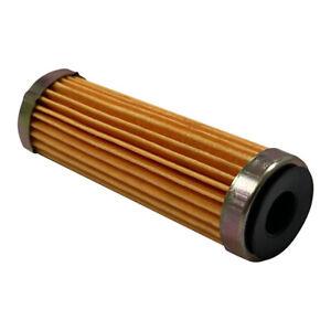 (4) GF471 Long Fuel Inlet Filter Cartridge & Check Valve - Quadrajet Carburetor