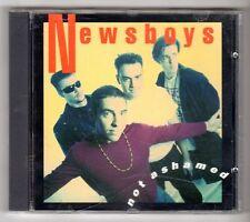 (GY234) Newsboys, Not Ashamed - 1991 CD