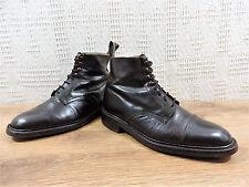 Loake Homme Marron cousu bottes en cuir DAINITE Semelles UK 8.5 G US 9.5 EU 42.5 F