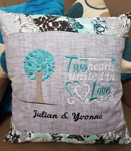 Cushion Cover - Love Tree.