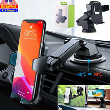 360 Mount Holder Car Windshield Stand For Iphone Samsung Mobile Cell Phone Gps
