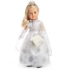 American Girl Doll Fancy Frost Ball Gown~Outfit Only~NO DOLL~Free Ship NEW