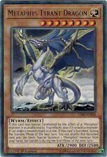 Metaphys Tyrant Dragon  - CIBR-EN026 - Rare 1st Edition