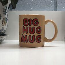 Big Hug Mug Matthew McConaughey True Detective HBO FTD  Coffee Cup Gift