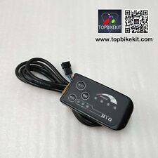 36V LED810 Display Level Meter Panel 4wires for electric bike/ebike/e-scooter