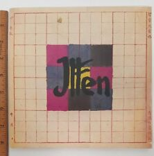 Johannes Itten Museum Villa Stuck Munchen German Book Art Illustrated Artist Bio