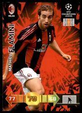 Panini Adrenalyn XL UEFA Champions League 2010/2011 AC Milan Mathieu Flamini