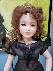 """1997 WENDY LAWTON """"THE MERRY WIDOW IN THREE ACTS"""" 18"""" DOLL LMT ED 15/150"""